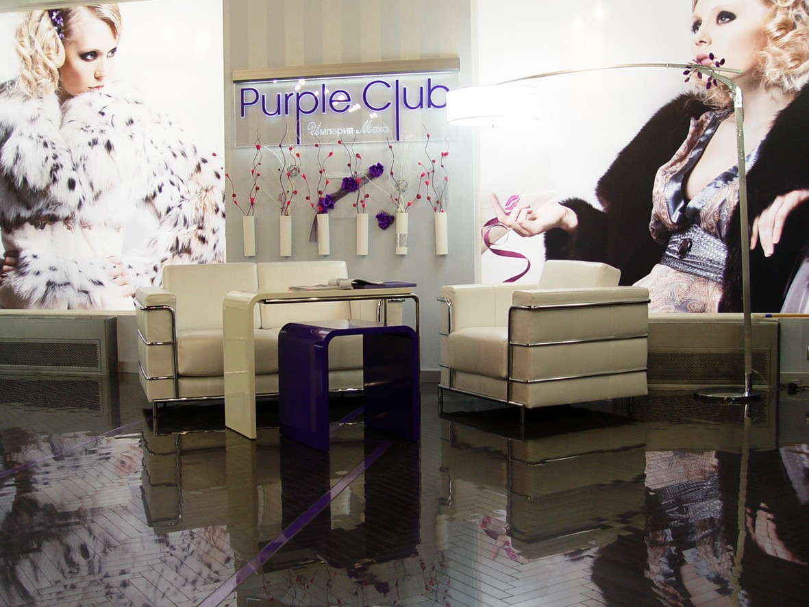 Purple club (3)