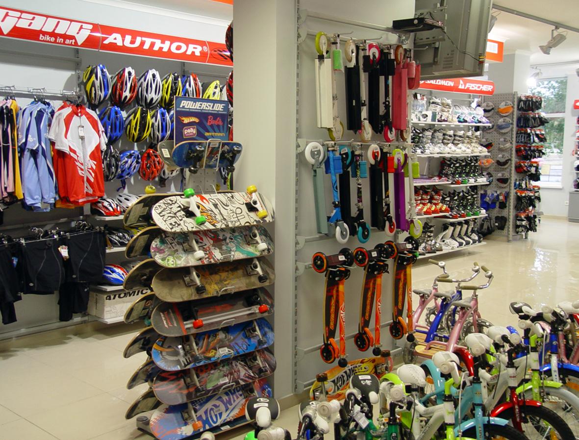 Sports Shop Business Plan