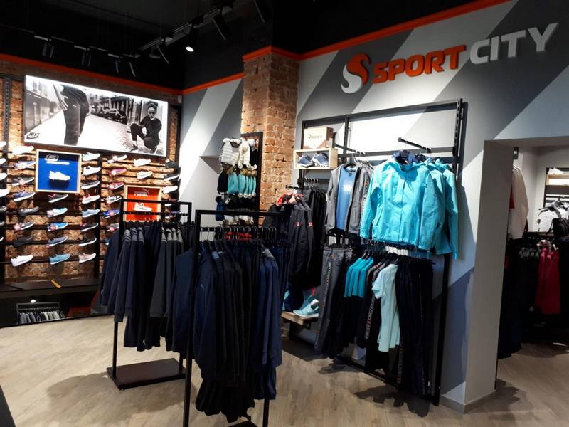 Opening of a new SPORT CITY store
